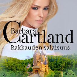 Cartland, Barbara - Rakkauden salaisuus, äänikirja