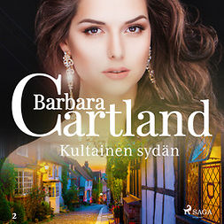 Cartland, Barbara - Kultainen sydän, äänikirja