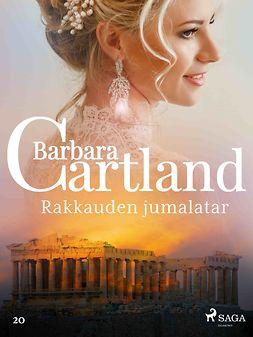 Cartland, Barbara - Rakkauden jumalatar, äänikirja
