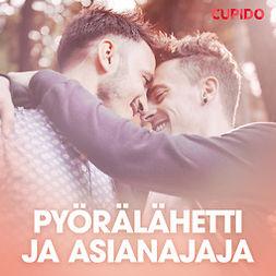Paavola, Jani - Pyörälähetti ja asianajaja, äänikirja