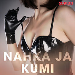 Cupido - Nahka ja kumi, äänikirja