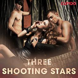 Scarlett, Savanna - Three Shooting Stars, audiobook