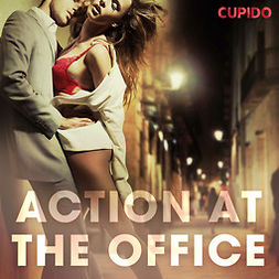 Scarlett, Savanna - Action at the Office, audiobook