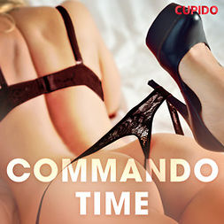 Scarlett, Savanna - Commando Time, äänikirja