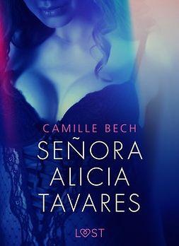 Bech, Camille - Señora Alicia Tavares - eroottinen novelli, e-kirja