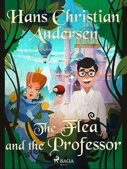 Andersen, Hans Christian - The Flea and the Professor, ebook