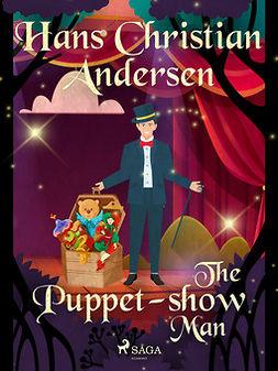 Andersen, Hans Christian - The Puppet-show Man, ebook