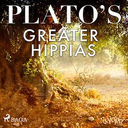 Plato - Plato's Greater Hippias, audiobook
