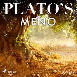 Plato - Plato's Meno, audiobook