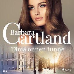 Cartland, Barbara - Tämä onnen tunne, äänikirja