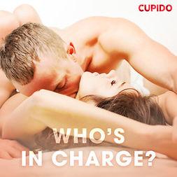 Foxx, Scarlett - Who's In Charge?, äänikirja