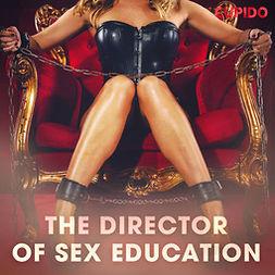 Foxx, Scarlett - The Director of Sex Education, audiobook