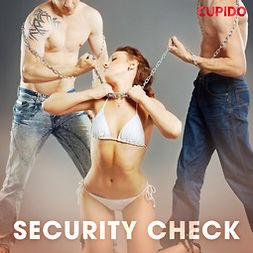 Foxx, Scarlett - Security check, audiobook