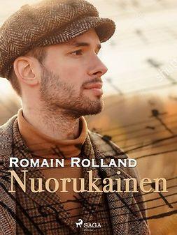 Rolland, Romain - Nuorukainen, e-kirja