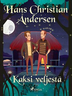Andersen, H. C. - Kaksi veljestä, e-kirja