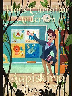 Andersen, H. C. - Aapiskirja, e-kirja