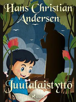 Andersen, H. C. - Juutalaistyttö, e-kirja
