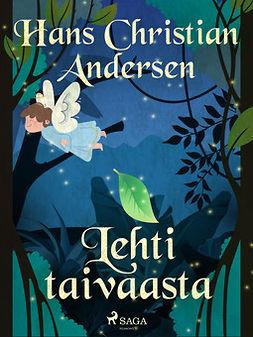 Andersen, H. C. - Lehti taivaasta, e-kirja