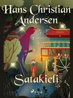 Andersen, H. C. - Satakieli, e-kirja