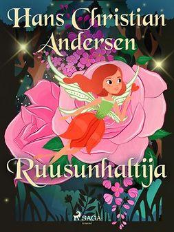 Andersen, H. C. - Ruusunhaltija, e-kirja