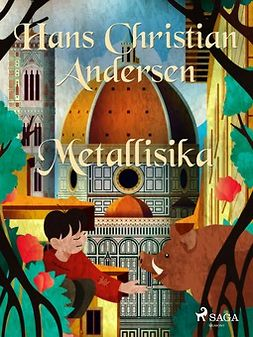 Andersen, H. C. - Metallisika, e-kirja
