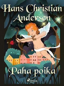 Andersen, H. C. - Paha poika, e-kirja