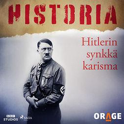 Rauvala, Tapio - Hitlerin synkkä karisma, äänikirja