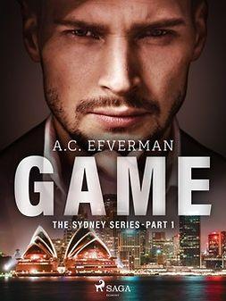 Efverman, A. C. - GAME, ebook