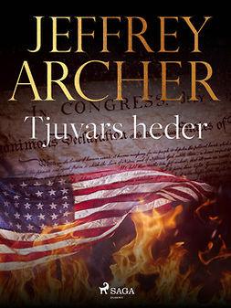 Archer, Jeffrey - Tjuvars heder, ebook