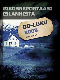 - Rikosreportaasi Islannista 2008, e-kirja