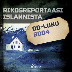 Mäkäräinen, Heikki - Rikosreportaasi Islannista 2004, äänikirja