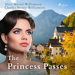 Williamson, Alice Muriel - The Princess Passes, audiobook