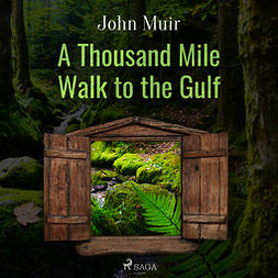 Muir, John - A Thousand Mile Walk to the Gulf, audiobook