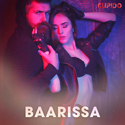 Cupido - Baarissa, äänikirja