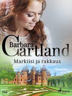 Cartland, Barbara - Markiisi ja rakkaus, e-kirja