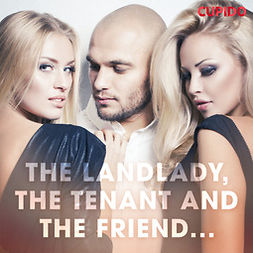 Anderson, Alessandra - The Landlady, the Tenant and the Friend..., audiobook