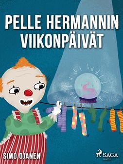 Ojanen, Simo - Pelle Hermannin viikonpäivät, e-kirja