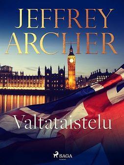 Archer, Jeffrey - Valtataistelu, e-kirja