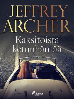 Archer, Jeffrey - Kaksitoista ketunhäntää, e-kirja