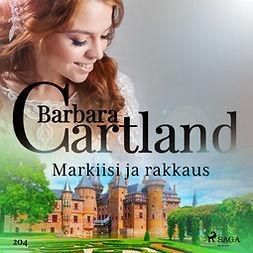 Cartland, Barbara - Markiisi ja rakkaus, äänikirja