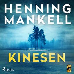 Mankell, Henning - Kinesen, audiobook