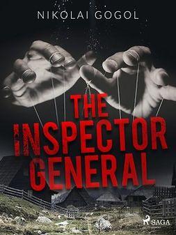 Gogol, Nikolai - The Inspector General, ebook