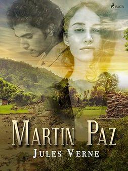 Verne, Jules - Martin Paz, ebook