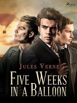Verne, Jules - Five Weeks in a Balloon, ebook