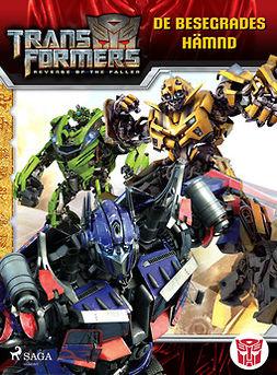 Jolley, Dan - Transformers 2 - De besegrades hämnd, e-kirja