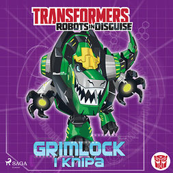 Sazaklis, John - Transformers - Robots in Disguise - Grimlock i knipa, audiobook