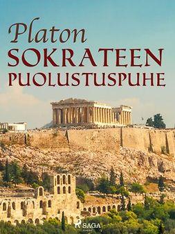 Platon - Sokrateen puolustuspuhe, e-kirja