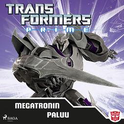 Lindqvist, Anja - Transformers - Prime - Megatronin paluu, äänikirja