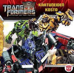 Jolley, Dan - Transformers - Kaatuneiden kosto, äänikirja