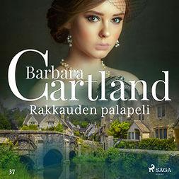 Cartland, Barbara - Rakkauden palapeli, äänikirja
